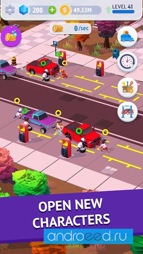 Download Idle Pit Stop Tycoon Racing Manager 1.7 MOD apk ...